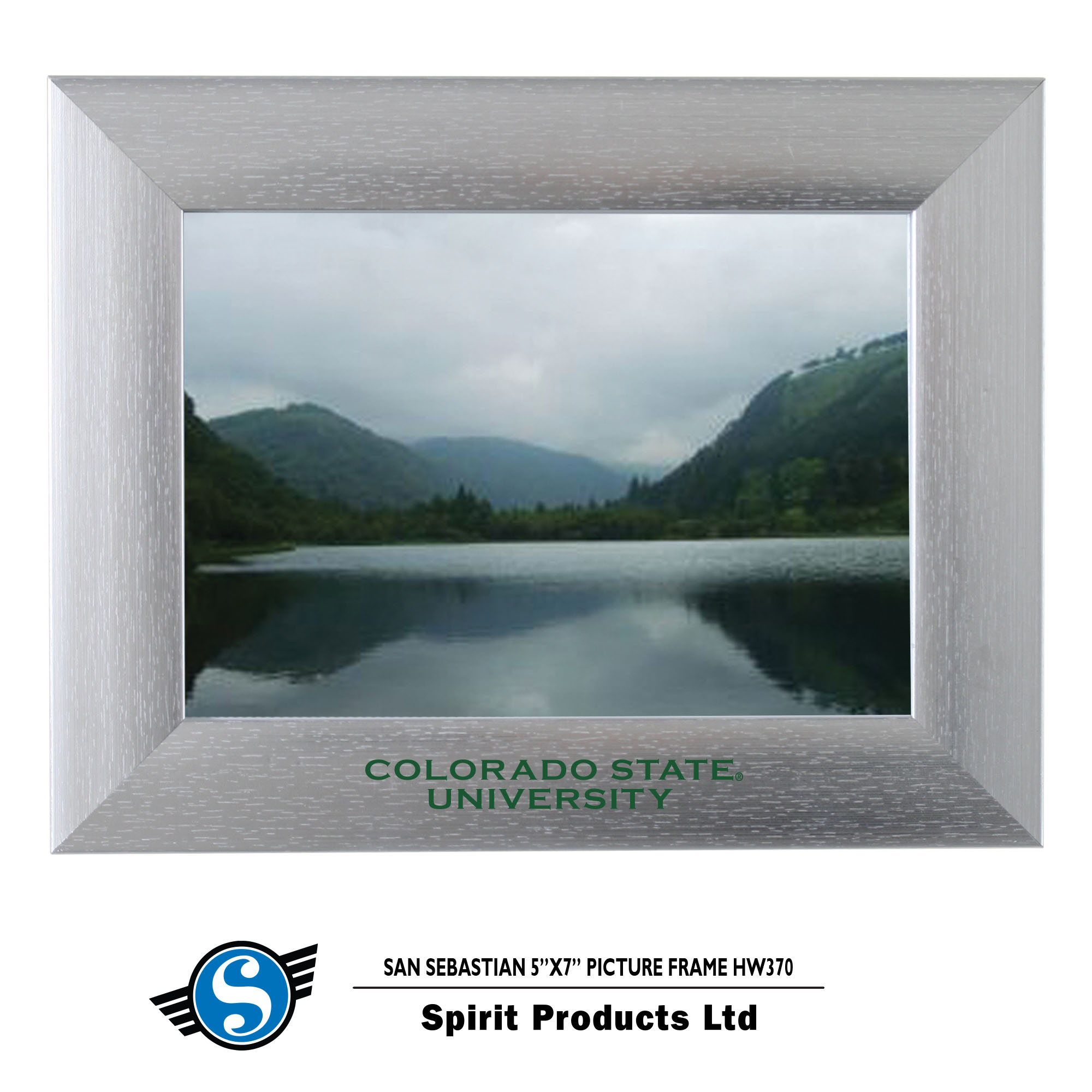 Image For Colorado State University Frame 5 X 7 Inches