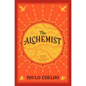 Image For Alchemist by Paulo Coehlo