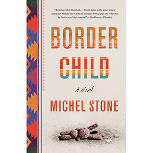 Cover Image For Border Child by Michel Stone
