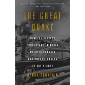 Cover Image For Great Quake by Henry Fountain