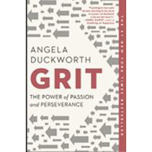 Image For Grit by Angela Duckworth