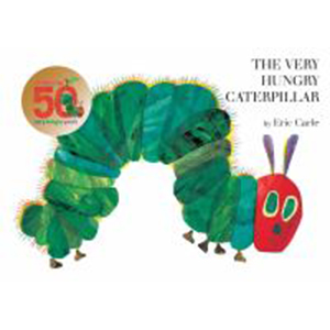 Image For Very Hungry Caterpillar by Eric Carle
