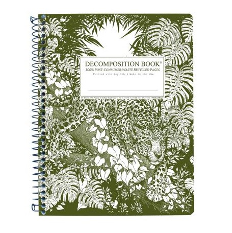 Image For Jaguar Jungle Decomposition Notebook