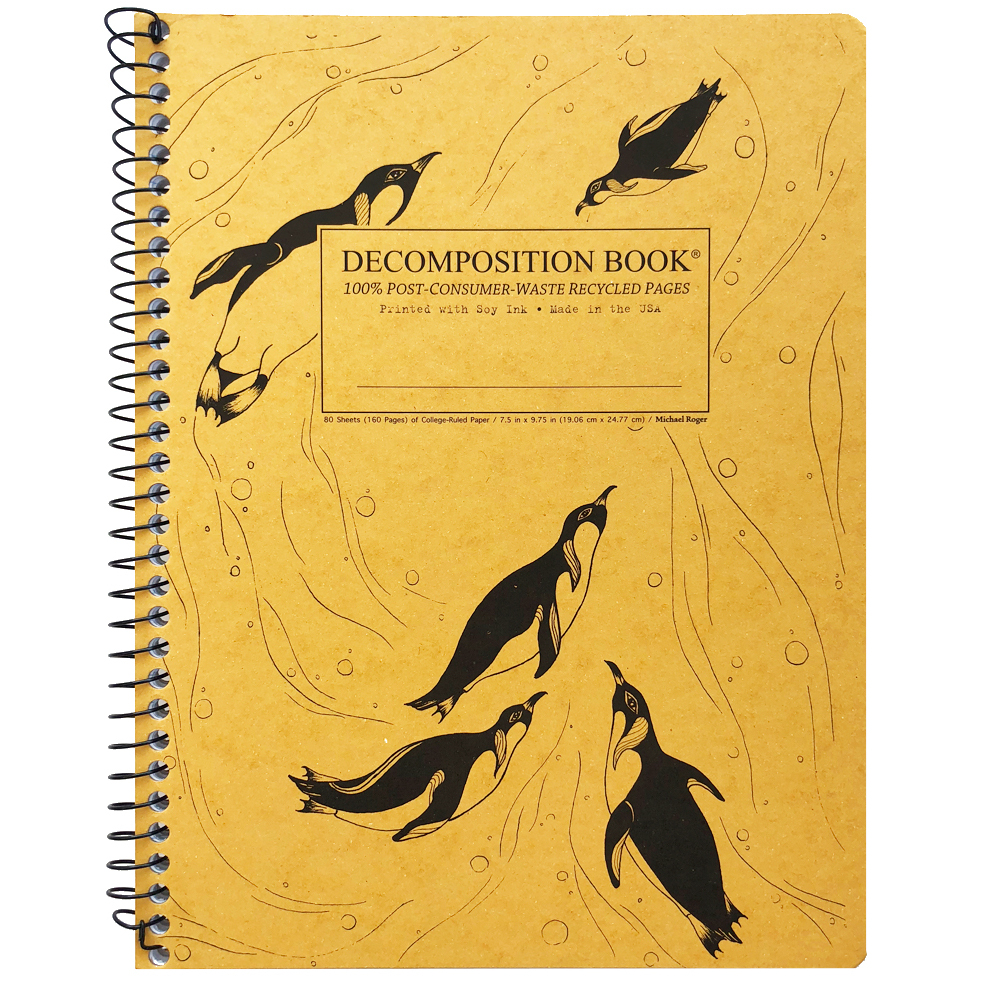 Image For King Penguin Decomposition Book