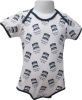Image for White/Navy Semester at Sea Diaper Shirt