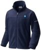 Image for Semester at Sea Navy Youth Flanker Fleece Jacket by Columbia
