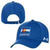 Image for Royal Blue Colorado State Pride Hat By Under Armour