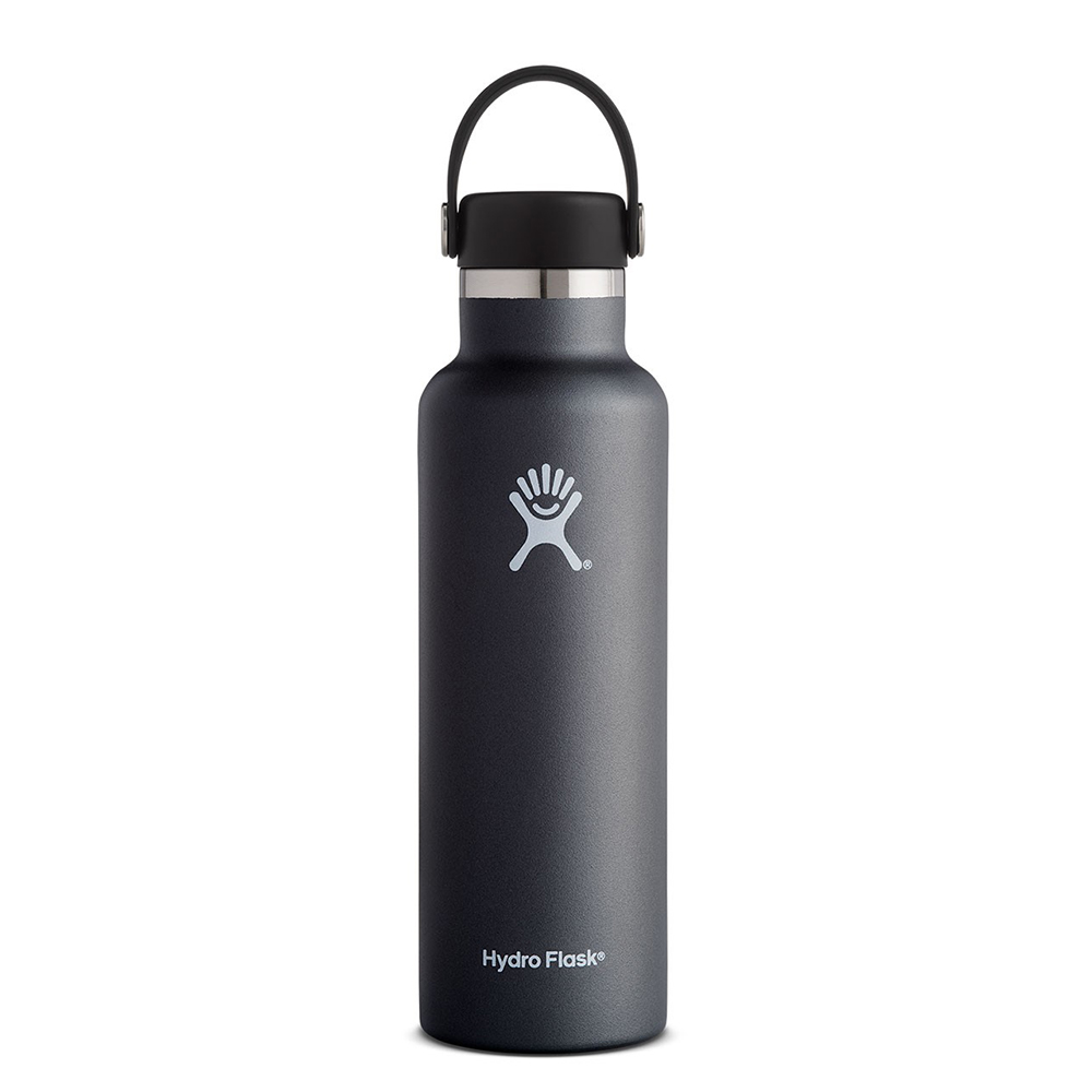 Cover Image For Hydro Flask- Black 21 oz.