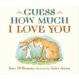 Image For Guess How Much I Love You Board Book