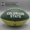 Cover Image for Green CSU Ram Head Flying Disc