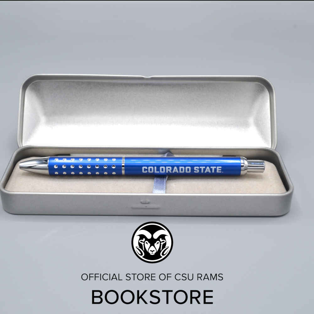 Image For CSU Blue Brighton Pen