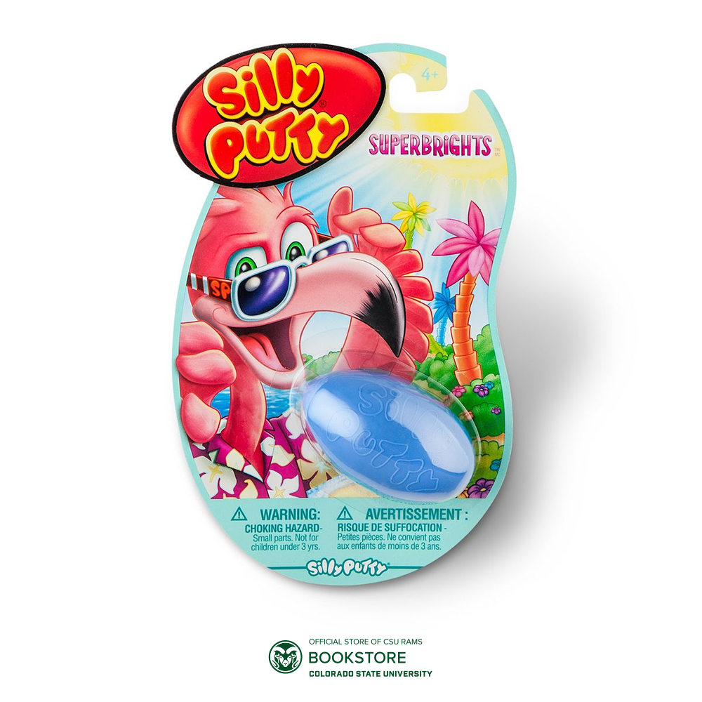 Cover Image For Silly Putty - Super Brights