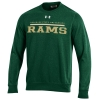 Cover Image for CSU Rams All Day Crew Light Grey Sweatshirt by Under Armour