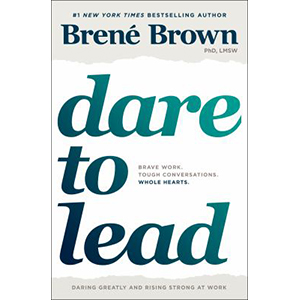 Image For Dare to Lead by Brene Brown