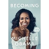 Cover Image for Becoming by Michelle Obama