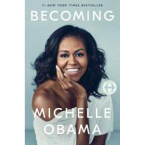 Image For Becoming by Michelle Obama