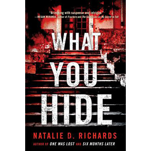 Image For What You Hide by Natalie D Richards