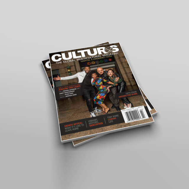 Image For CULTURS Magazine - Winter 2019 Edition