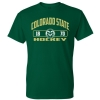 Image for CSU Rams Unisex Hockey T-shirt - Size 2XL