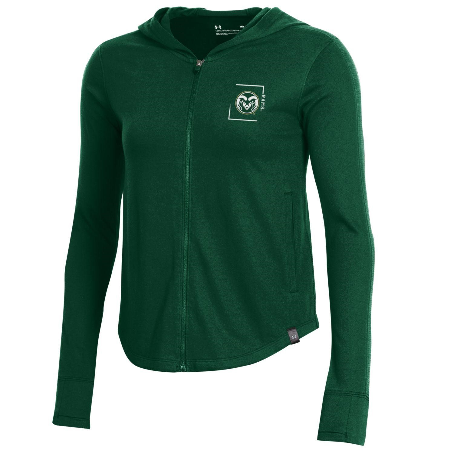 Shop Women's CSU Rams Sweatshirts and Jackets at CSU Bookstore