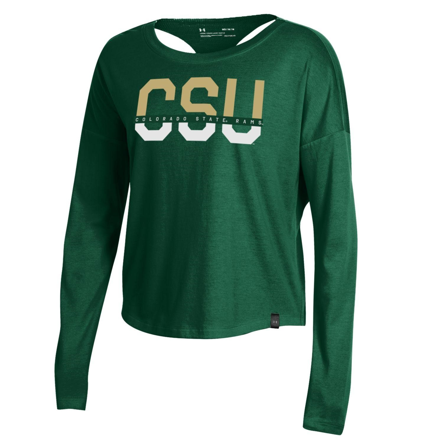 Shop Women's CSU Rams Tops at CSU Bookstore