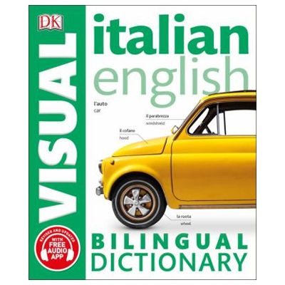 Image For Visual Italian by Dorling Kindersley Publishing Staff
