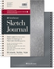 Image for Strathmore Metallic Sketch Journal - Fine Tooth Surface
