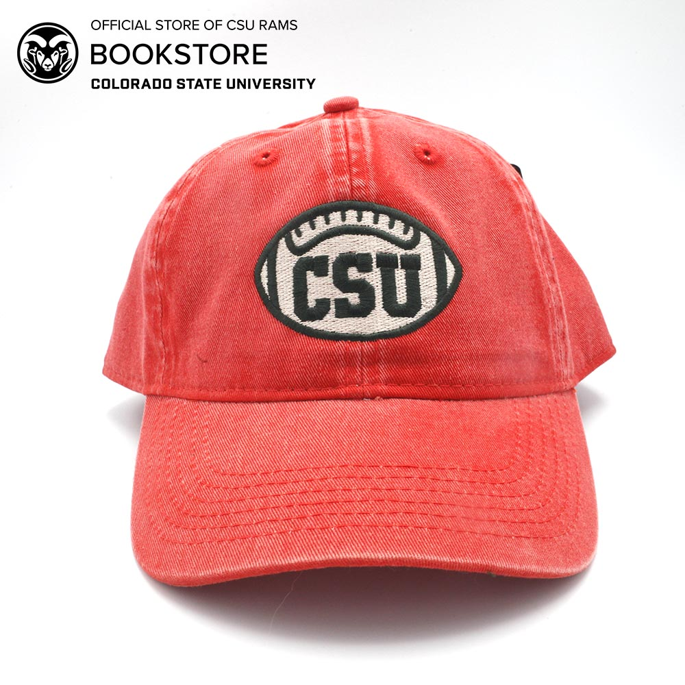 cc4981456 CSU Football Tea Stained Solid Cap - Aggie Orange