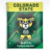 Image for Colorado State Tokyodachi 1 Subject Spiral Notebook