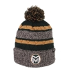 Image for Green and Gold Colorado State Pom Knit Beanie