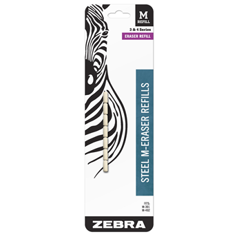 Cover Image For Zebra Mechanical Pencil Eraser Refill 7pk