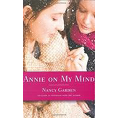 Cover Image For Annie On My Mind by Nancy Garden