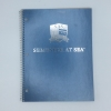 Image for SAS One Subject Spiral Notebook