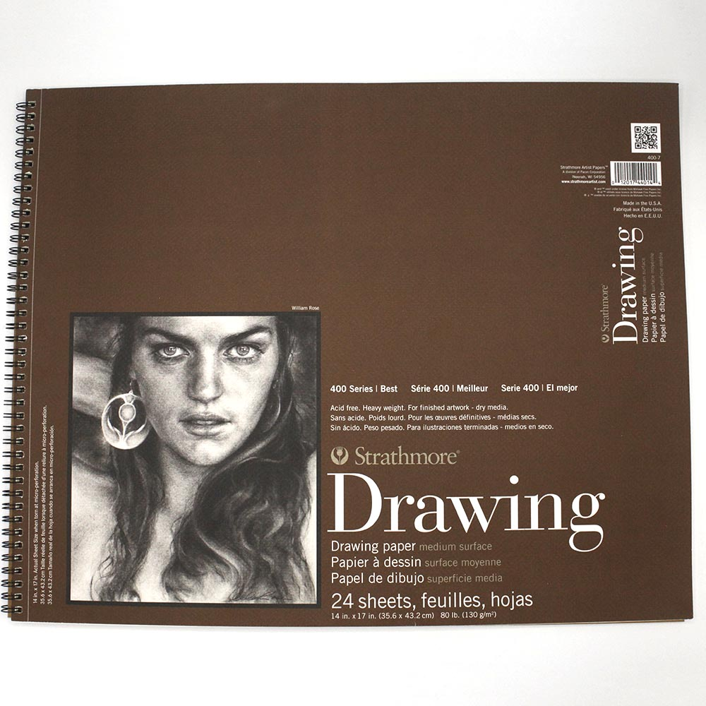 "Image For 14"" X 17"" Strathmore Drawing Pad"