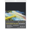 """Image for 3 pack 5""""x7"""" Textured Black Boards by Crescent"""