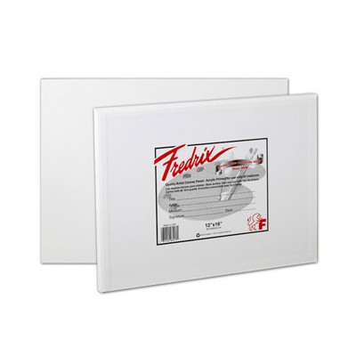 "Image For Fredrix 4""x6"" Canvas Board 3 Pack"