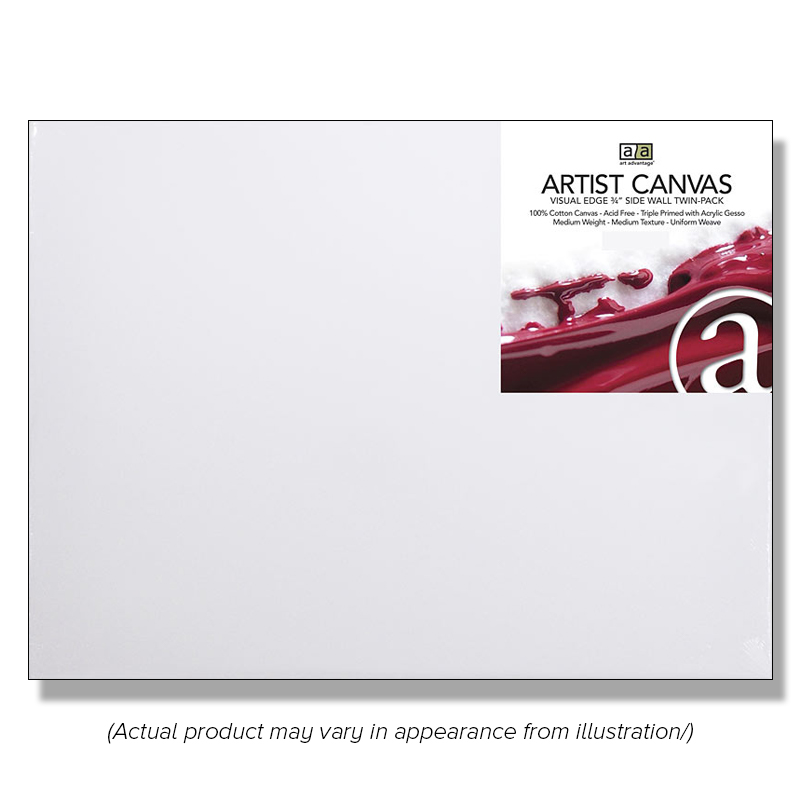 "Image For 14""x18"" Canvas Twin Pack"