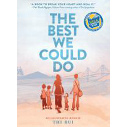 Cover Image For Best We Could Do by Thi Bui
