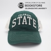 Cover Image for Green CSU Colorado State University Legacy Trucker Hat