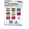 Image for Fall 2017 Semester at Seas Voyage Flag Stickers