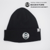Image for Black CSU Ram Head Knit Beanie By Champion