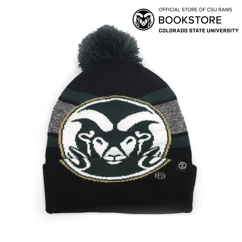 6c1f28a24 Colorado State Mammoth Beanie by Zephyr