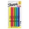 Image for Sharpie 6 Pack Pocket Size Highlighter