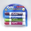 Image for Expo Dry Erase Markers 4 Pack