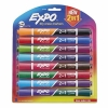 Image for Expo 2-in-1 Dry Erase Markers 8-Pack