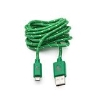 Image for On-Hand 5ft. Green Charging Cable - Micro USB
