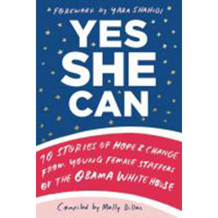 Image For Yes She Can by Molly Dillon