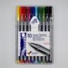 Image for Triplus Fineliner Marker Pens 10pk.