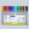 Cover Image for Triplus Fineliner Marker Pens 10pk.