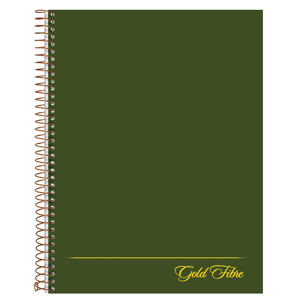 Image For Ampad Gold Fibre Project Planner